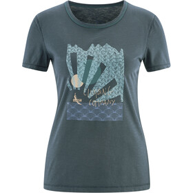 Red Chili Satori T-Shirt Donna, indigo
